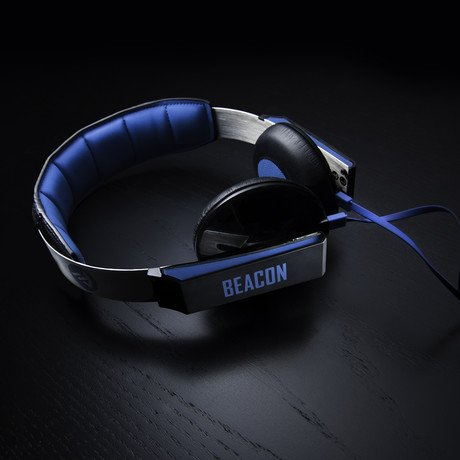 Orion Headphones with In-Line MIC + Remote // Black