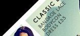 Bandage Lace Bodycon Dress