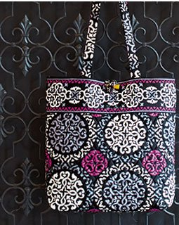 Tote in Canterberry Magenta