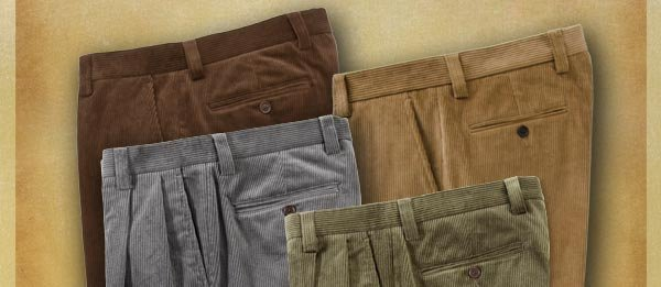 We've upgraded our customer-favorite Bozeman cords inside and out. Cut from Brisbane Moss® corduroy and tailored in Europe, the pants have been reinforced with new interior tape along the seams for added longevity and durability.