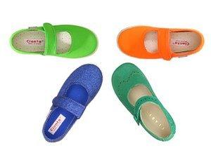 Crazy for Color: Kids' Shoes