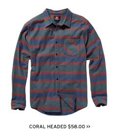 Coral Headed $58.00