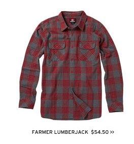 Farmer Lumberjack $54.50