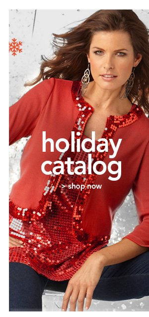 Shop Holiday Catalog