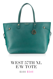 WEST 57TH XL E/W TOTE