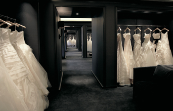 Vera Wang Bride Madison Avenue New York