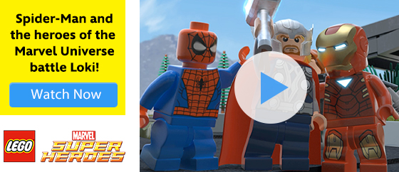Spider-Man And The Heroes of the Marvel Universe battle Loki! - Watch Now