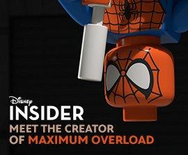 Disney Insider - Meet the Creator of Maximum