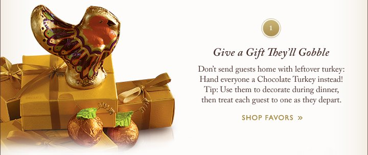 Give a Gift They'll Gobble
