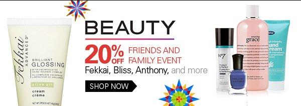 Beauty Inc store
