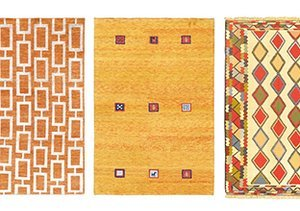 One-of-a-Kind Tribal Rugs