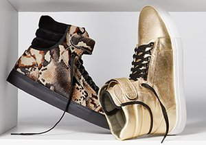 Sneaker Style: Mid & High-Tops