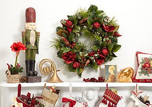 Holiday Décor Habit: Classic Christmas