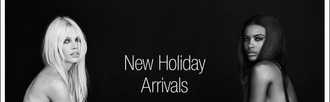 New Holiday Arrivals - Womens