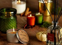 Fill Your Home with Festive Scents