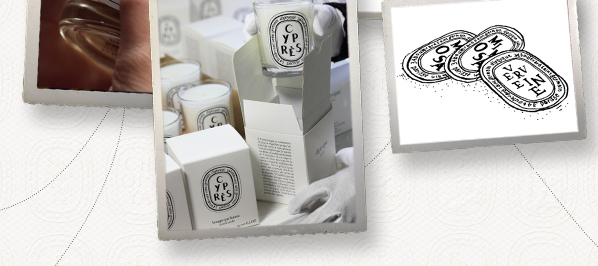 50 years of the diptyque candle