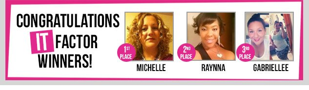 See the WINNERS of our dots IT Factor Contest!