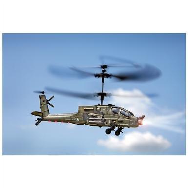 Venom® Radio-controlled Apache Helicopter