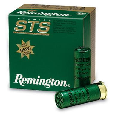 "Remington® .410-gauge Premier® STS® Target Loads 2 1/2"" 1/2 ozs. 25 rounds"