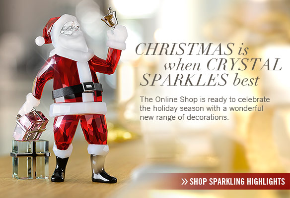 The Online Shop is ready to celebrate the holiday season with a wonderful new range of decorations