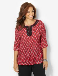 Dotted By Design Blouse