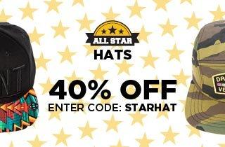 All Stars: Hats