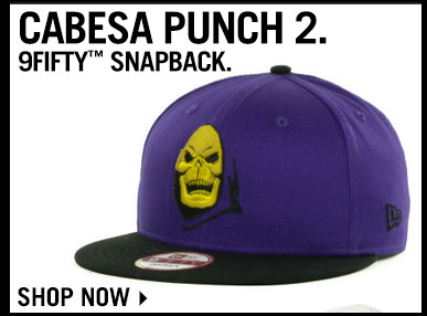 Shop Cabesa Punch 2 9FIFTY Snapback