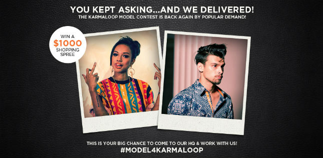 Win a $1,000 Karmaloop Shopping Spree!