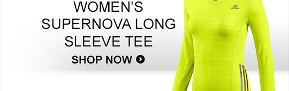 Shop Women's Supernova Long Sleeve Tee »