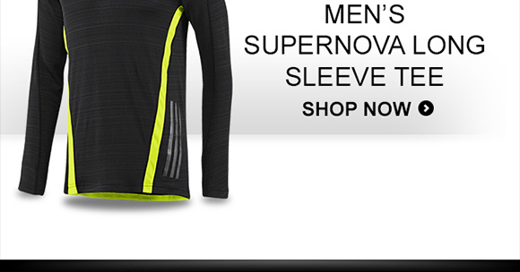 Shop Men's Supernova Long Tee »