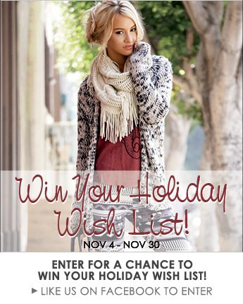 3rd-Win Your Wish List