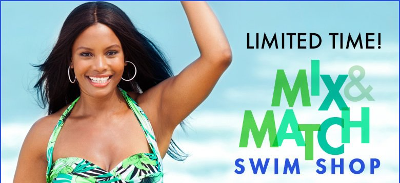 Limited Time Only - Mix and Match - Swim Shop