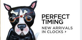 Perfect Timing - Shop Now