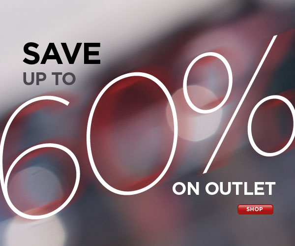 Shop Outlet Up to 60% Off