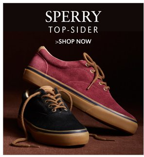SPERRY TOP-SIDER | SHOP NOW
