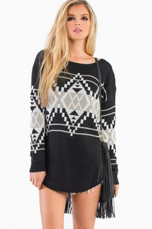 TRIBAL CONQUEST SWEATER 33