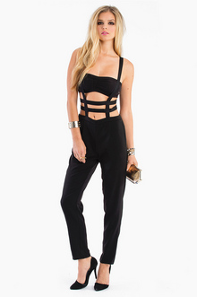 RATTLE MY CAGE JUMPSUIT 47