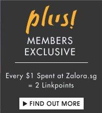 Plus Members Exclusive