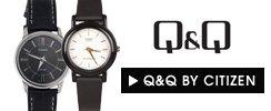 Shop Q&Q by Citizen