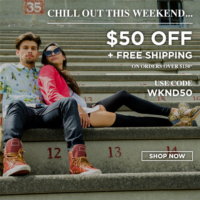 Get $50 and Free Ship on Your Order