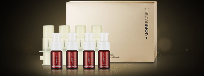 TIME RESPONSE Intensive Skin Renewal Ampoule
