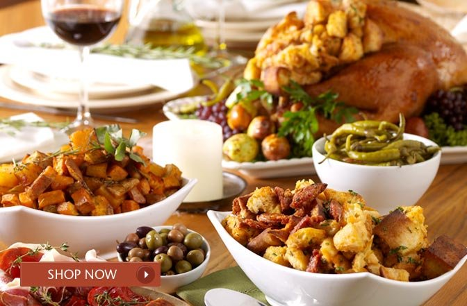 Thanksgiving Recipes with Spanish Flavor - Shop Now