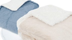 Stylish & Comfortable Throws and Pillows