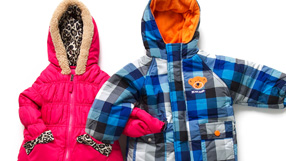Kids' Outerwear: Pink Platinum, I Extreme and more