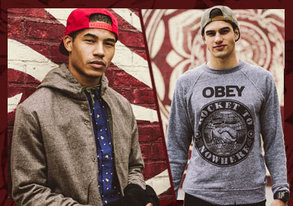 Shop OBEY is BACK: New Apparel & More