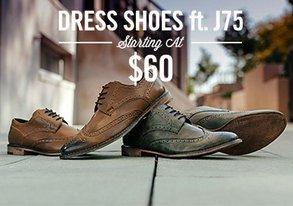 Shop J75 Dress Shoes Starting at $60