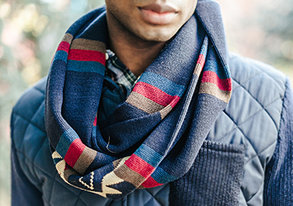 Shop Get Wrapped Up: Fall Scarves