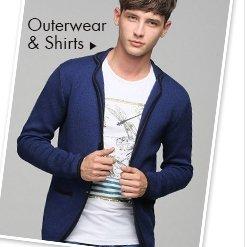 Outerwear & Shirts