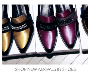 Shop New Arrivals in Shoes