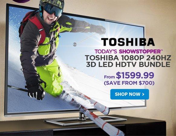NEW! TOSHIBA